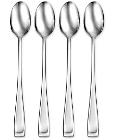 Oneida Moda 4-Pc. Iced Tea Spoon Set