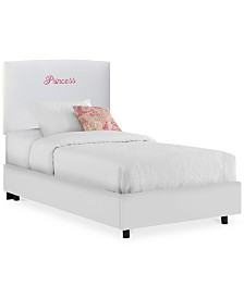 Lizza Twin Bed, Quick Ship