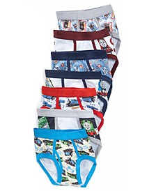 7-Pk. Cotton Underwear, Toddler Boys
