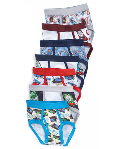 Thomas & Friends 7-Pk. Cotton Underwear, Toddler Boys