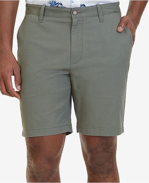 8c59e1b1d38 Nautica Men s Stretch Classic-Fit Deck Shorts - Shorts - Men - Macy s