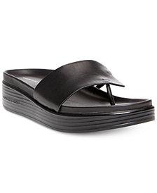 Donald Pliner Fifi Platform Slide Sandals