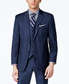 Tommy Hilfiger Sharkskin Modern-Fit Jacket
