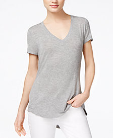 RACHEL Rachel Roy Taylor High-Low T-Shirt, Created for Macy's