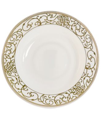 Athena Gold Serving Bowl