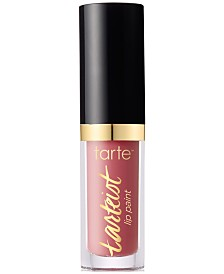 Receive a FREE Trial-Size Tarteist Quick Dry Lip Paint with any $45 Tarte purchase!