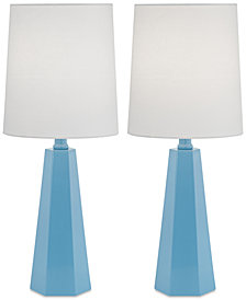 Pacific Coast Set of 2 Daleen Table Lamps