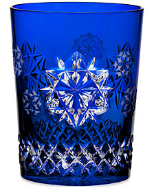 Waterford Snowflake Wishes For Friendship Prestige Edition Double Old Fashioned Glass