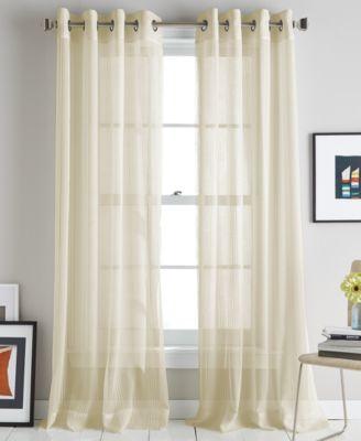 "Soho Stripe 50"" x 84"" Curtain Panel"