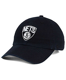 '47 Brand Brooklyn Nets CLEAN UP Cap