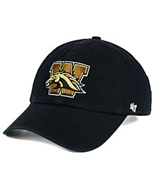 '47 Brand Western Michigan Broncos CLEAN UP Cap