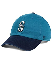 Seattle Mariners Cooperstown CLEAN UP Cap