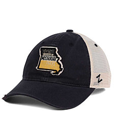 Zephyr Missouri Tigers Roadtrip Patch Mesh Cap
