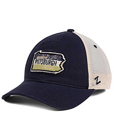 Zephyr Pittsburgh Panthers Roadtrip Patch Mesh Cap