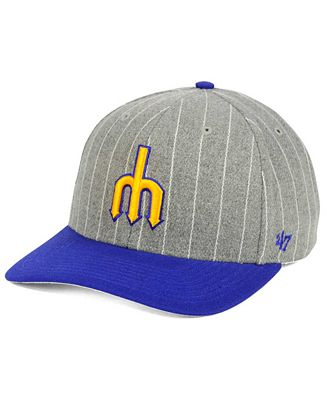 '47 Brand Seattle Mariners Holbrook Cap