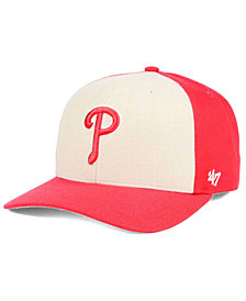 '47 Brand Philadelphia Phillies Inductor MVP Cap