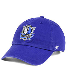 '47 Brand Dallas Mavericks Clean Up Cap