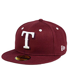 New Era Texas Rangers Pantone Collection 59FIFTY Cap