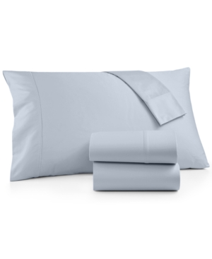 Brookstone King 4pc Sheet Set 500 Thread Count 100 Cotton Sateen Created for Macys Bedding