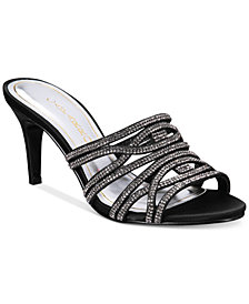 Caparros Impulse Slide Evening Sandals