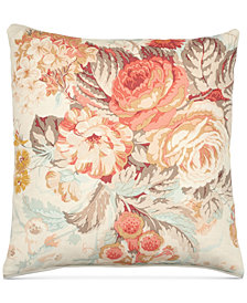 "Sanderson Stapleton Park 20"" Square Decorative Pillow"