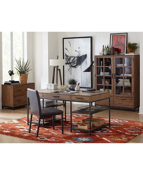 Furniture Gatlin Home Office Furniture Collection Created For