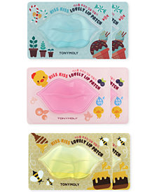 TONYMOLY 6-Pc. Kiss Kiss Lovely Lip Patch Set, A $27 Value!