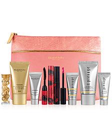 Receive a FREE 7-Pc. gift with any $75 Elizabeth Arden purchase