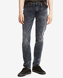 Levi's® 511™ Slim Fit Light Acid Wash Jeans