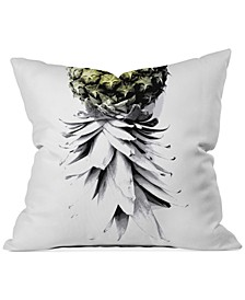"Deb Haugen Pineapple 1 16"" Square Decorative Pillow"
