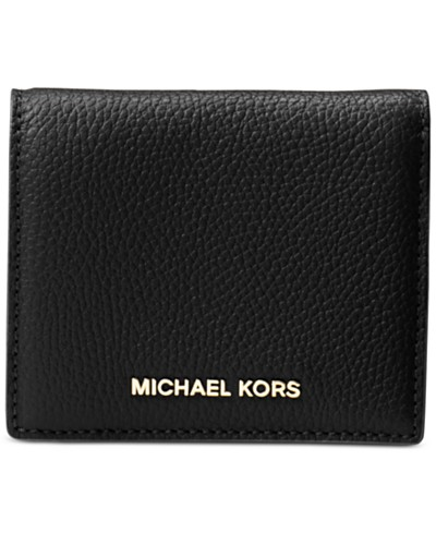 MICHAEL Michael Kors Mercer Flap Card Holder