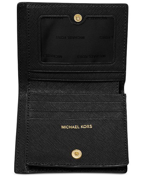 85a8089607b8 Michael Kors Mercer Flap Card Holder   Reviews - Handbags ...