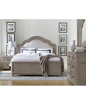 Matteo Storage Platform Bedroom Furniture Collection ...