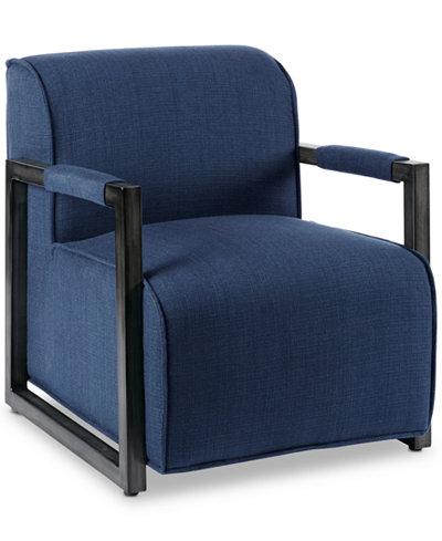 Barton Accent Chair, Quick Ship