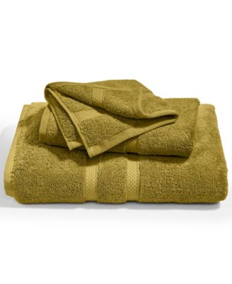CLOSEOUT! Elite Hygro Cotton Washcloth, Created for Macy's