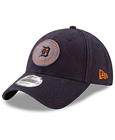 New Era Detroit Tigers Varsity 9TWENTY Strapback Cap