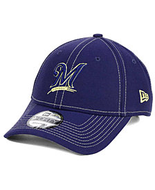 New Era Milwaukee Brewers The League Classic 9FORTY Adjustable Cap