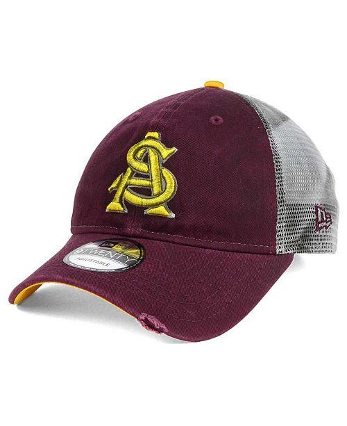 various design get online entire collection New Era Arizona State Sun Devils Team Rustic 9TWENTY Cap & Reviews ...