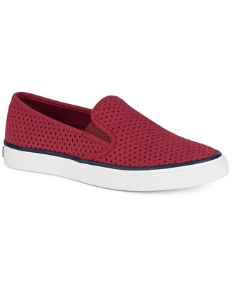 Sperry Women's Seaside Scale Perforated Sneakers