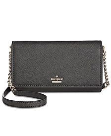 kate spade new york Cameron Street Corin Saffiano Leather Crossbody