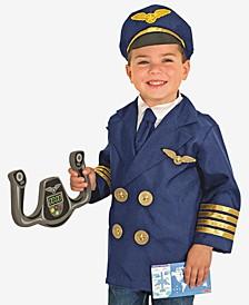 Kids' Pilot Role Play Set