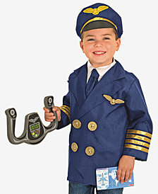 Melissa and Doug Kids' Pilot Role Play Set