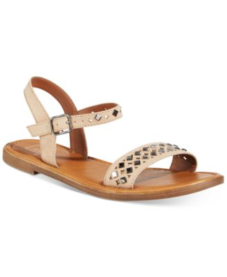 Image of Material Girl Delany Flat Sandals, Created for Macy's