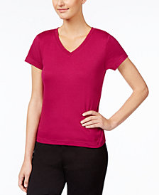 Jockey Sleepwear Short Sleeve Tee