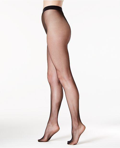 DKNY Women's  Micro Net Tights