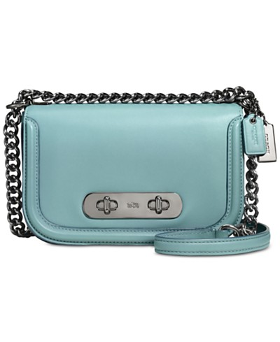 COACH Swagger Shoulder Bag 20 in Glovetanned Leather