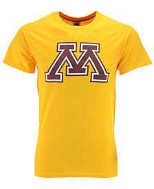 New Agenda Men's Minnesota Golden Gophers Big Logo T-Shirt