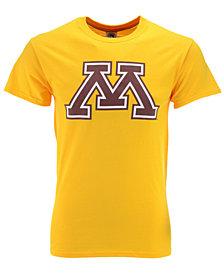 New Agenda Men's Minnesota Golden Gophers Big Logo T-Shirt
