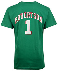Mitchell & Ness Men's Oscar Robertson Milwaukee Bucks Hardwood Classic Player T-Shirt