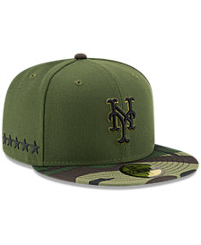 New Era New York Mets Memorial Day 59FIFTY Cap